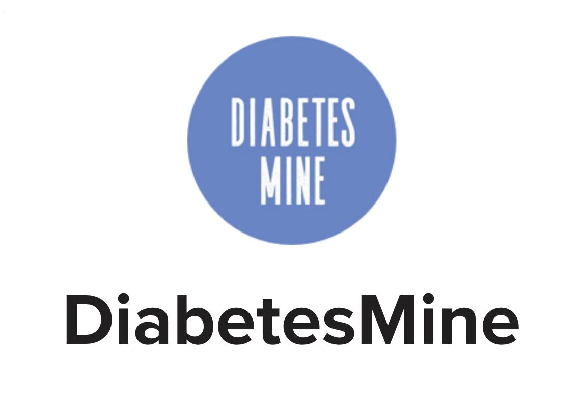 Diabetes Mine logo
